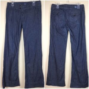 Lucky Brand Wide Leg Trouser Jeans Size 6 or 28